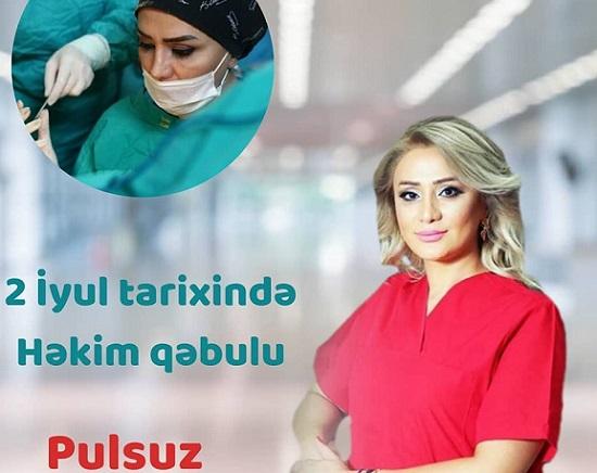 Türkan Gündüzdən Möhtəşəm Kampaniya: Pulsuz Xəstə Qəbulu – Vaxt