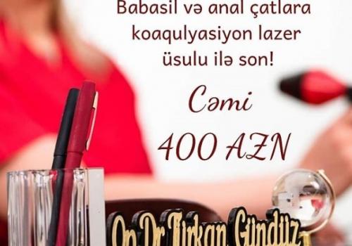 Babasil Və Anal çatdan Bu Yolla Azad Olun! – Möhtəşəm Aksiya