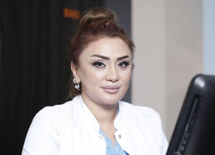 """Türkan Gündüz """"Peşəkar Cərrah"""" Adı Ilə Təltif Olunub – FOTO"""